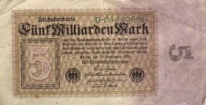 5 Milliarden Mark (Quelle: wikipedia/commons)