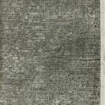 Codex Hammurapi (Quelle: Wikimedia Commons)